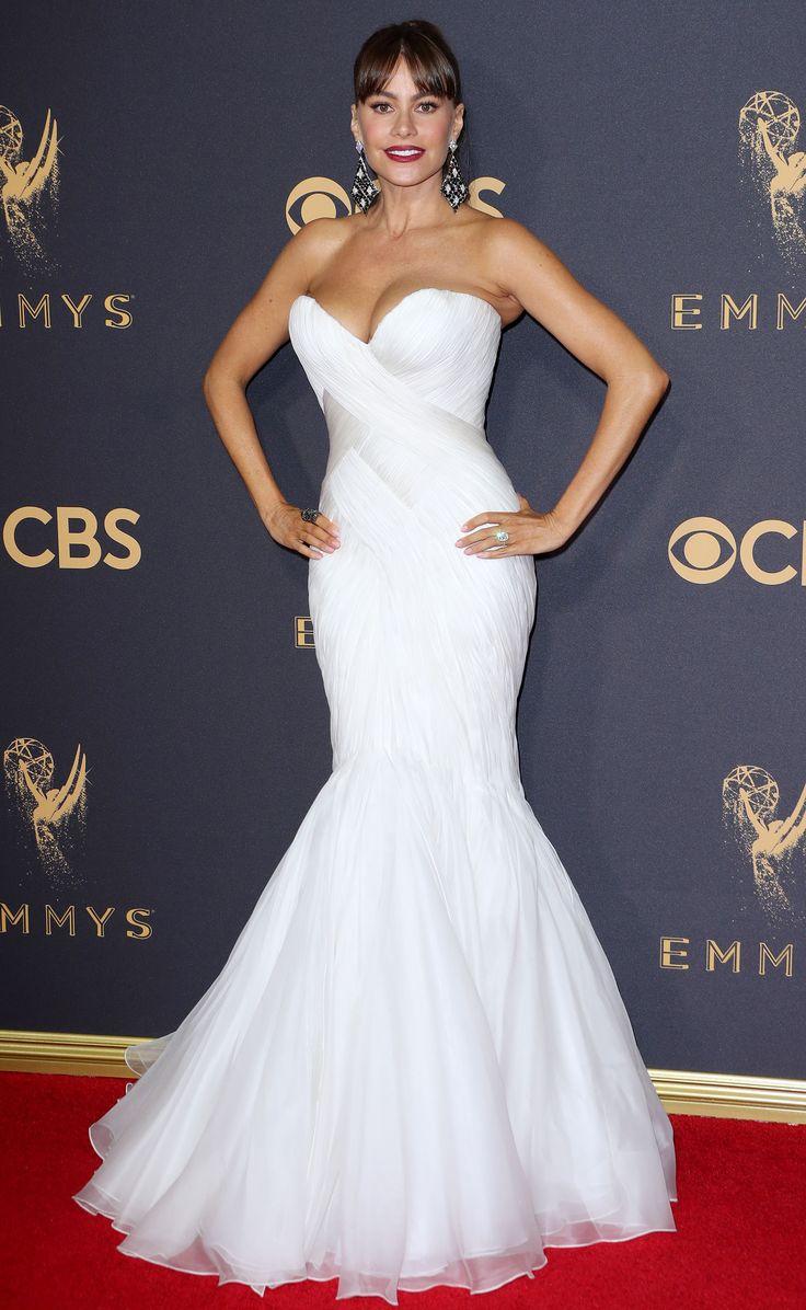 Sofia Vergara In Mark Zunino – 2017 Emmy Awards
