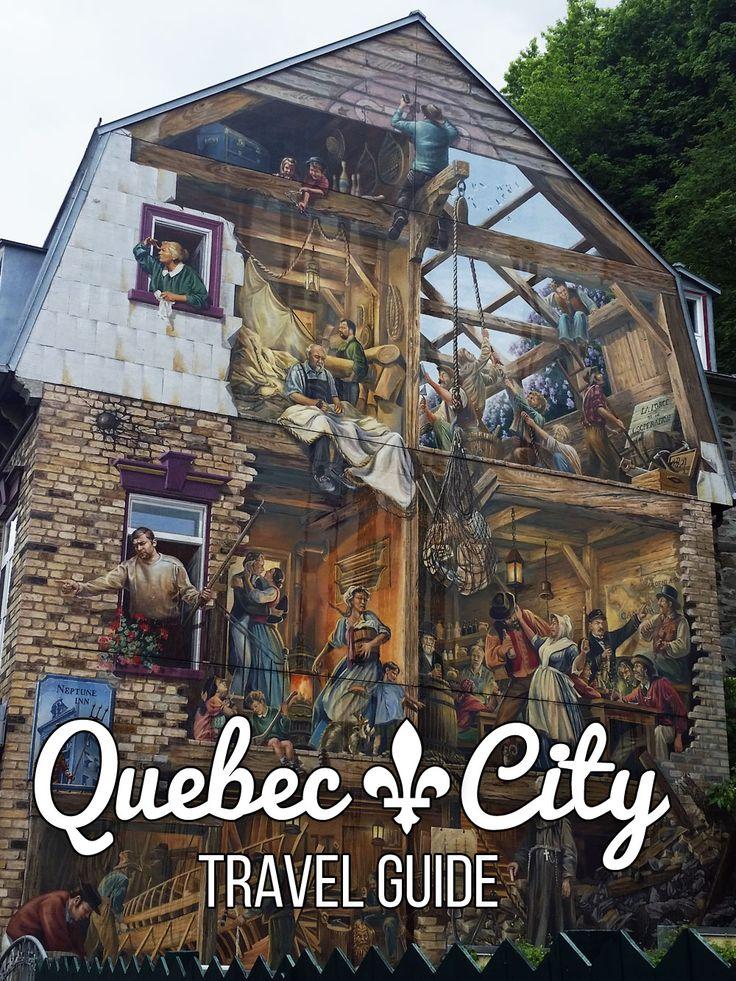 Quebec City Travel Guide · Kenton de Jong Travel - Quebec City Travel Guide http://kentondejong.com/blog/quebec-city-travel-guide