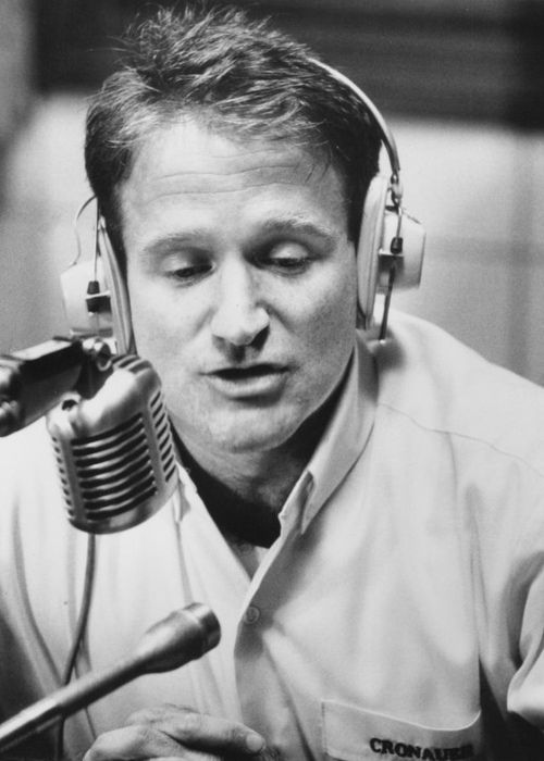 Robin Williams, actor: Robinwilliams, Film, Movies, Robin Williams, Robins, Actor, Good Morning Vietnam, Mornings