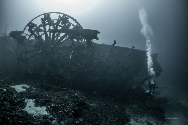 Paddle steamer PATRIS: Sunk in 1868, a unique shipwreck in the Aegean Sea, Greece