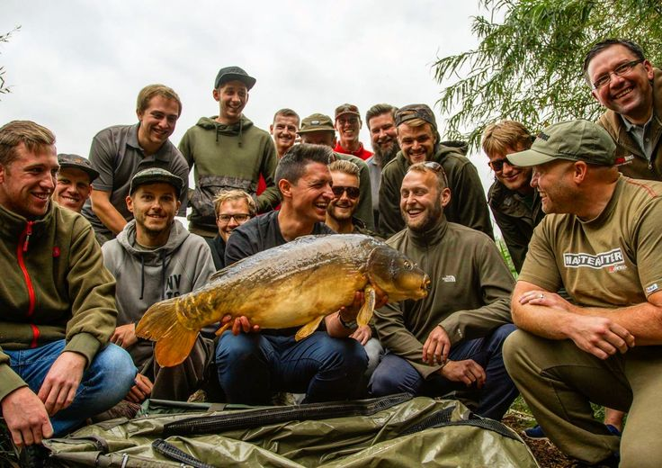 Fun times with Angling Direct colleagues and Nash Tackle