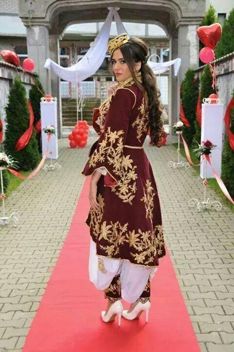 sandzak bride traditionelle kleider anziehsachen anziehen