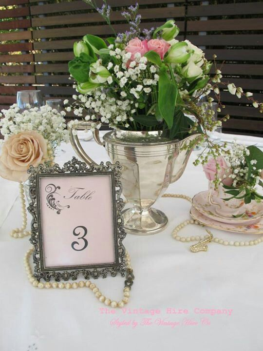 Vintage Whimsical Wedding Decor The Hire Company Cairns