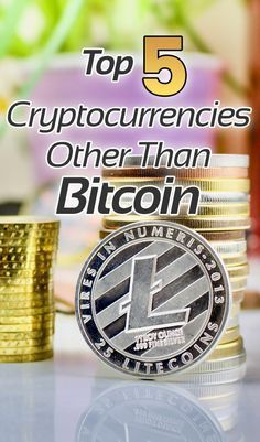 It's not just bitcoin - there is a whole world of cryptocurrencies out there...