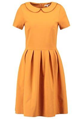 Mit diesem Kleid beweist du Stil. mint&berry Jerseykleid - inca gold für…