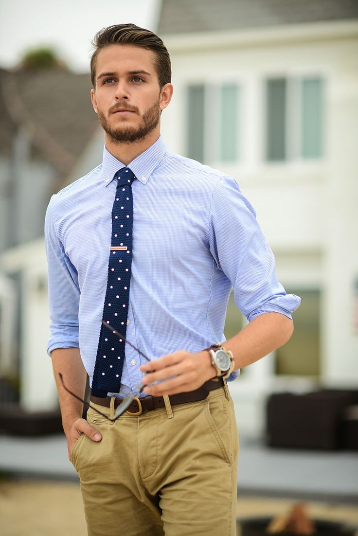 Summer Wedding Business Casual Mens