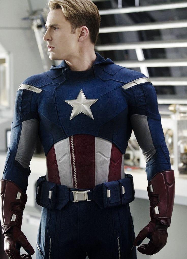 "Chris Evans ""Captain America"" ❤️"