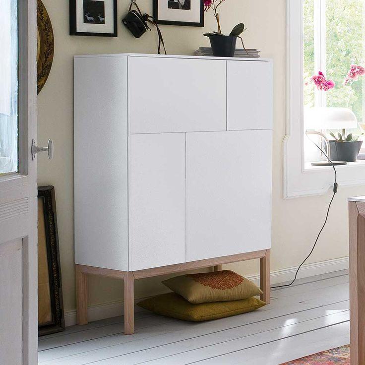 25 best ideas about highboard wei on pinterest. Black Bedroom Furniture Sets. Home Design Ideas