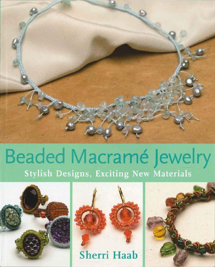 FS Beaded Macrame Jewelry Stylish Designs Exciting