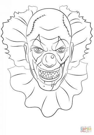 Resultado De Imagem Para Palhaco 157 Desenho Palhacos 157