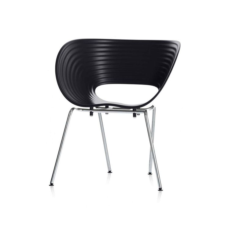 Chair Tom Vac by Vitra #designbest #design #interiordesign #ronarad #interiors #homestyle #living #homedecor #homefurniture #home #furniture #style