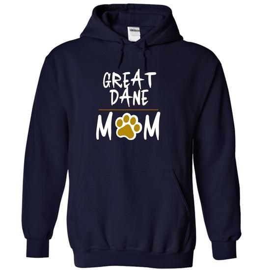 GREAT DANE mom love dog T Shirts, Hoodies. Check Price ==► https://www.sunfrog.com/Pets/GREAT-DANE-mom-love-dog-3813-NavyBlue-18932266-Hoodie.html?41382