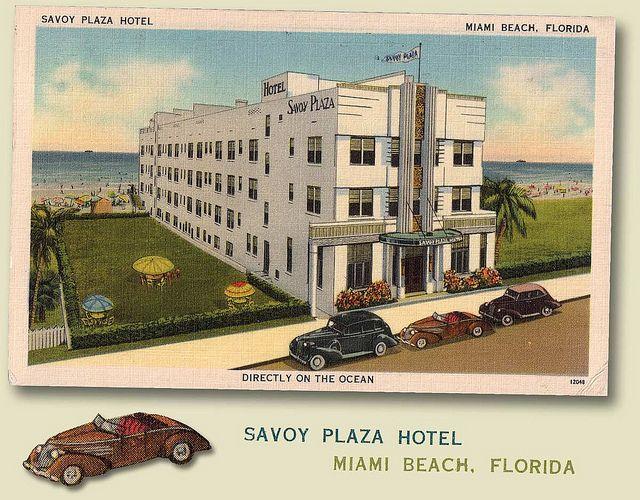 Savoy Plaza Hotel Miami Beach