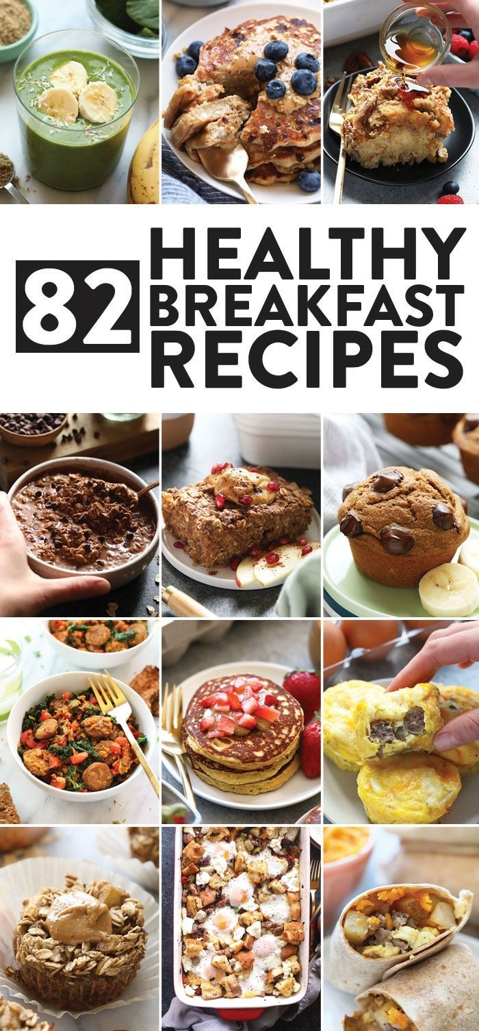 Looking to cook up a healthy breakfast?! Look no further