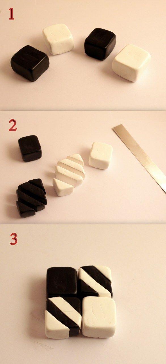 die besten 25 fimo handwerk ideen auf pinterest polymer. Black Bedroom Furniture Sets. Home Design Ideas