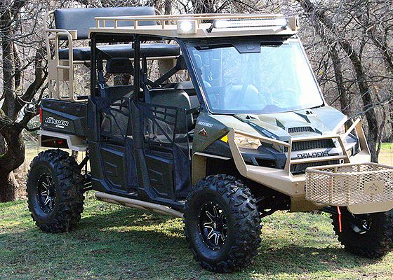 Eagle MTX would love the opportunity to work with you to turn your vehicle into the custom hunting or off-road rig you always dreamed about.Contact us...