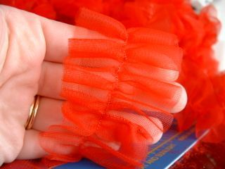 use elastic thread to ruffle fabric without a ruffle foot