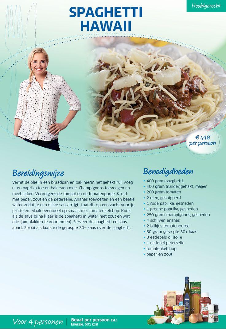 Spaghetti hawaii - Lidl Nederland