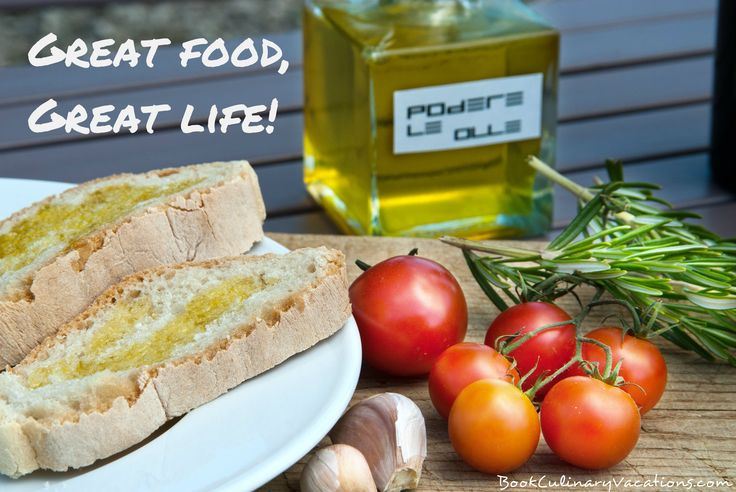 Great food makes a great life :)