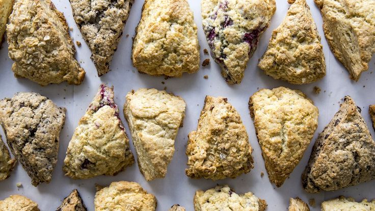 This basic scone recipe is perfect as is, but the upgrades and flavor add-ins are nothing to scoff at. (try this one first)