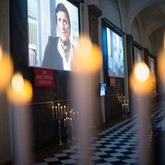 """The exhibition """"Der eiwge Stenz"""" dedicated to Screenwriter Helmut Dietl opens in Munich"""