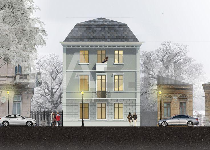 by RA3.14 Architecture & Interior Design | Rendering | Architecture Visualization | Renovation