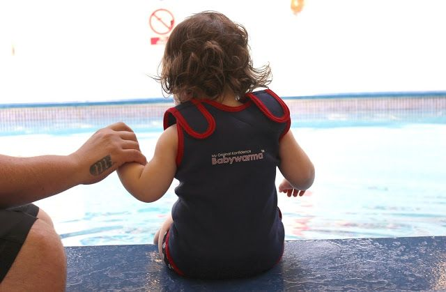 Konfidence Baby Swimwear Review   Giveaway