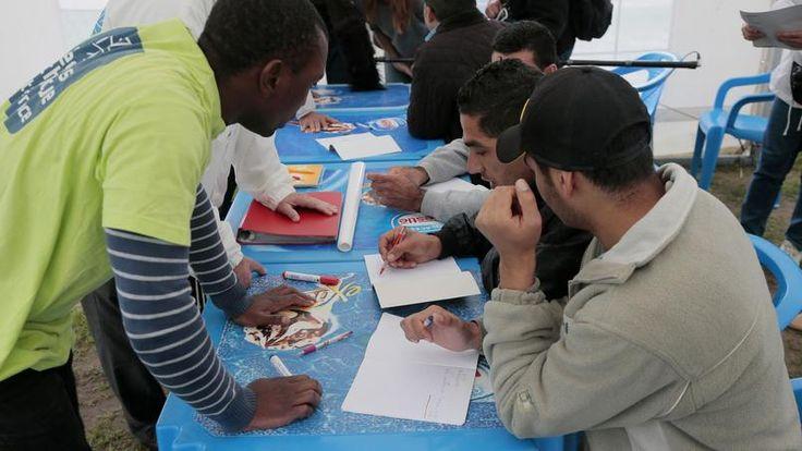 A Cergy-Pontoise, 96 réfugiés obtiennent leur droit d'asile 10/01/15