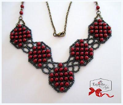 Caviar Beaded Necklace