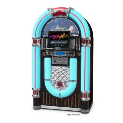 60% Off an amazingly unique home addition - check it! - Jukebox with CD, Radio, USB & SD Playback on SHOP.CA
