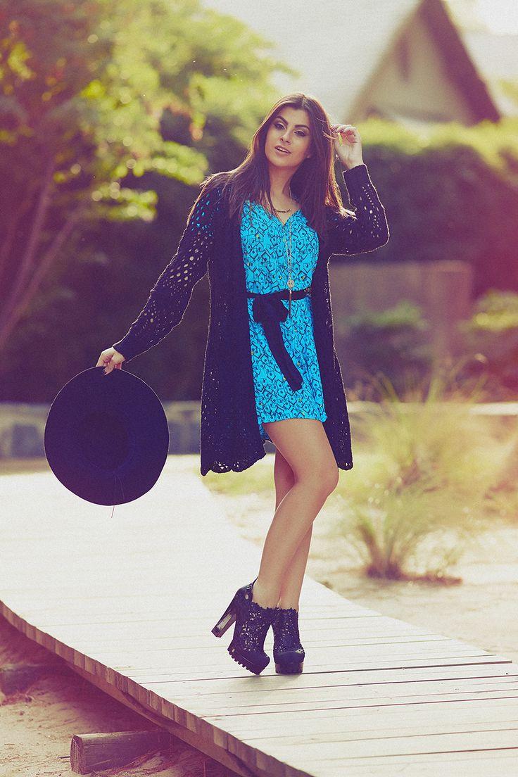 Blogueira Nah Cardoso :)