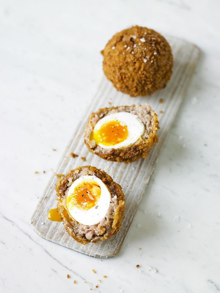 Follow our step-by-step guide on how to make perfect scotch eggs at home. Great for a packed lunch or a picnic.