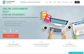 Assignment-online.co.uk is an online assignment help service for UK students. The service has been launched in 2015 and since has shown a proven track record as a qualified writing service from professional writers. The site is optimized to provide great user experience and high conversion rate.