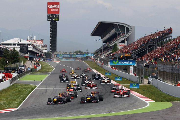 Esti un fan Formula 1? Stiai ca The Santander 2018 Spanish Grand Prix (sau Gran Premio de España) va avea loc la Circuit de Catalunya in Barcelona, Spania in perioada 11 – 13 Mai? Pachete Grand Prix Barcelona 2018 http://bit.ly/2FUzB1a