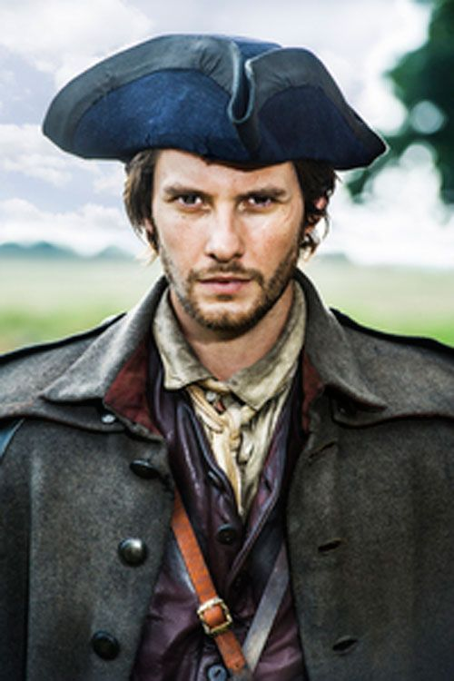 """Actor Ben Barnes talks playing Sam Adams in History channel's """"Sons of Liberty"""""""