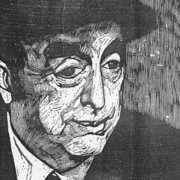 vanguard literature in the poem walking around by pablo neruda Chilean poet pablo neruda overcame controversy to claim the 1971 nobel prize for literature, an award 50 years in the making learn more at biographycom.