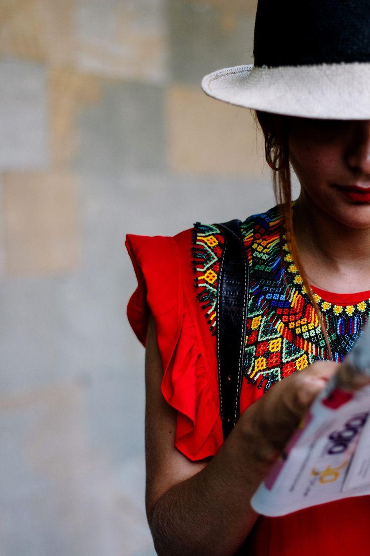 Street style Colombiamoda 2017
