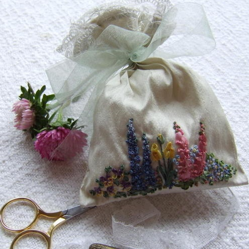 Spring Garden pot pourri bag Kit £20.95