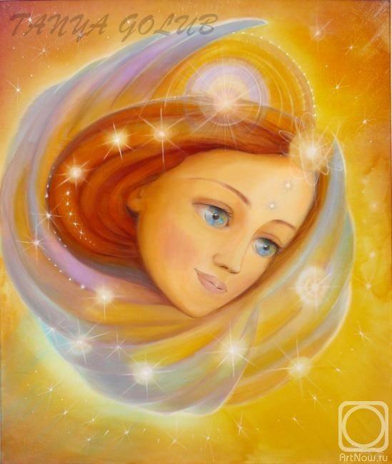 Голубь Татьяна. Ангел Света