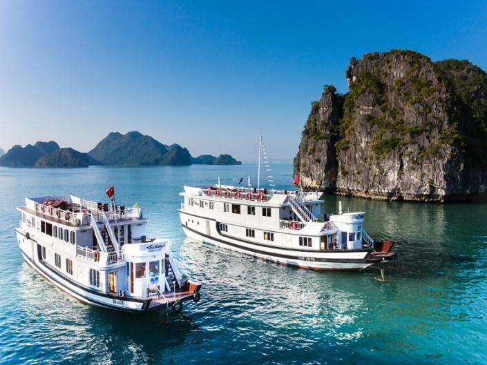 641 best Halong Bay Cruise... images on Pinterest ...