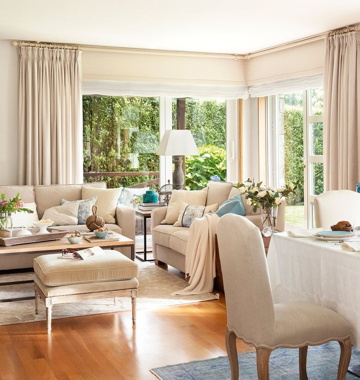 17 mejores ideas sobre salas de estar color beige en pinterest ...