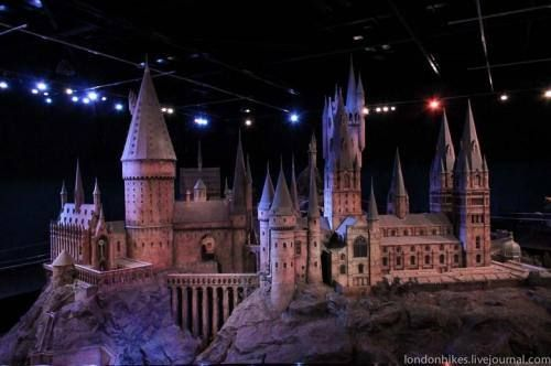 Visit the Harry Potter Museum in London