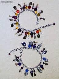 diseños de pulseras con piedras semipreciosas - Buscar con Google