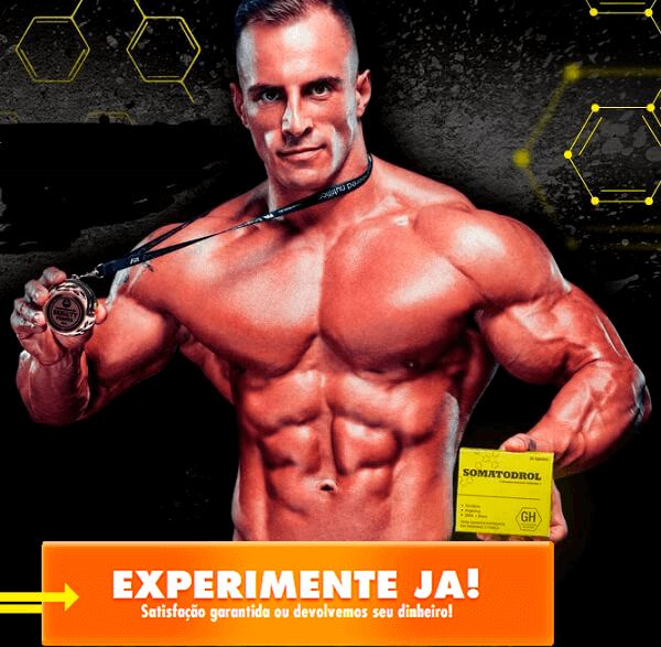 O Somatodrol é um suplemento que tem como objetivo o aumento de massa muscular e definição. Veja nesse artigo se funciona mesmo, sua bula e muito mais!