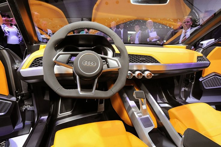 Audi Q1 Dashboards Pinterest Cars