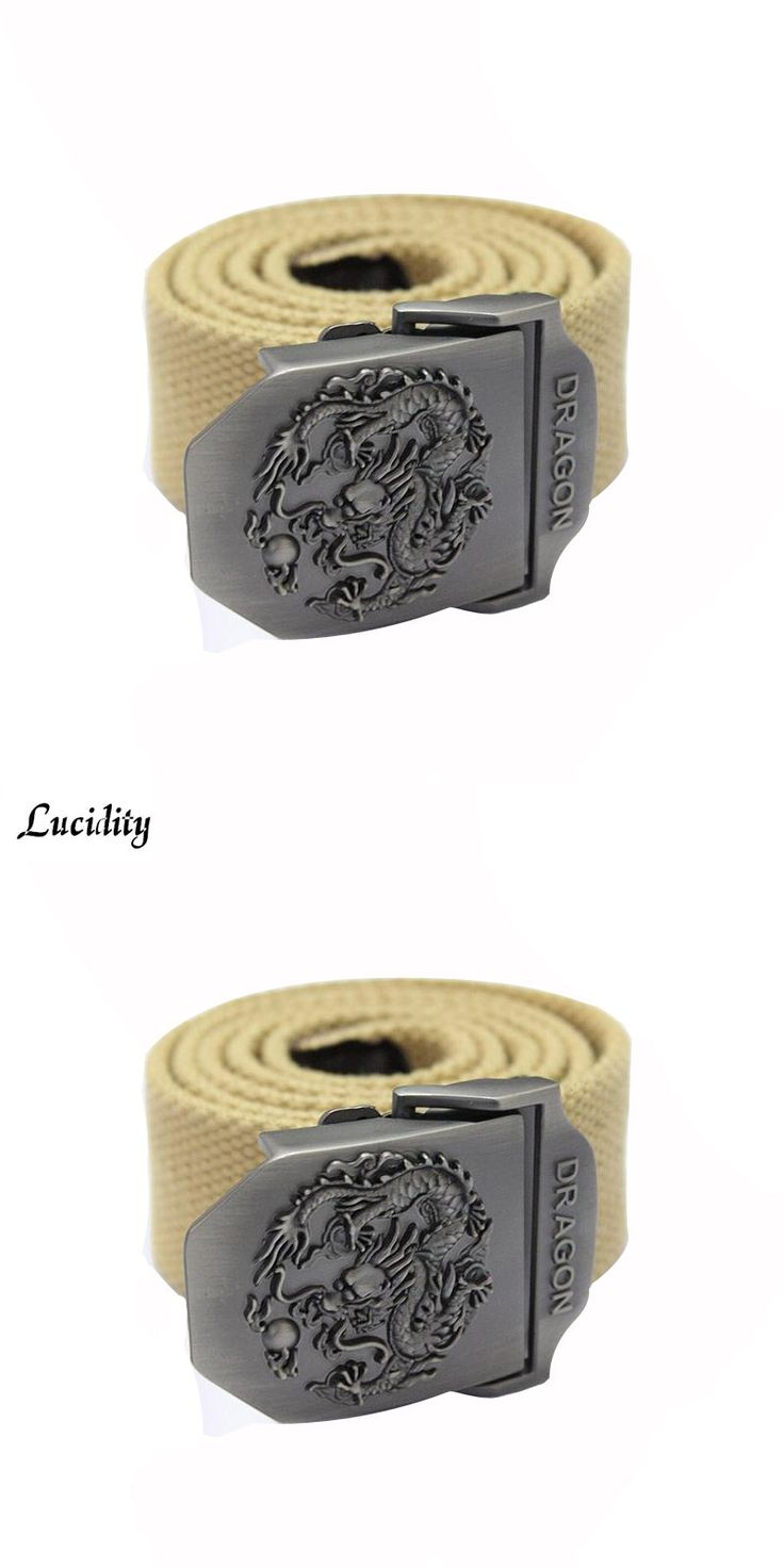 Lucidity Fashion Men Belts Snap Button Thickened Colorful Brand Luxury Belt Canvas Mens All-Match Designer Belt Male