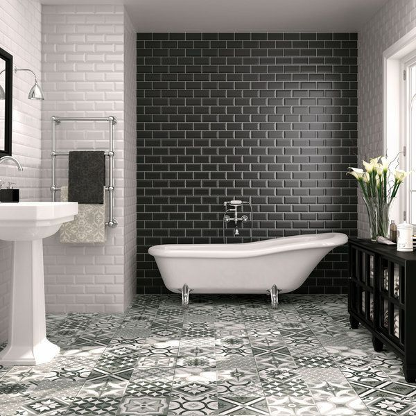 M s de 25 ideas fant sticas sobre azulejos de mosaico en - Azulejos mosaico bano ...