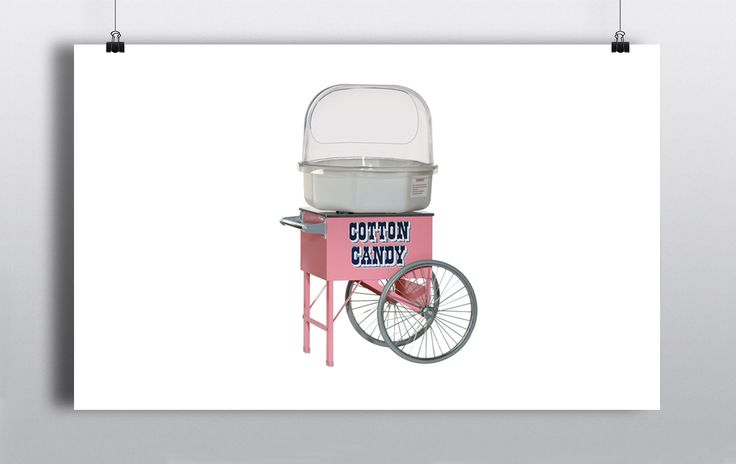 CandyFloss Machine http://www.prophouse.ie/portfolio/candyfloss-machine/