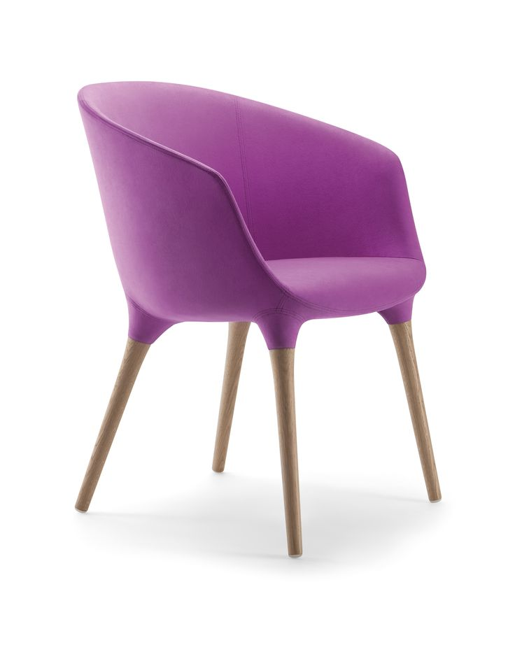 Armchair Spring 1650 PO pink, by Cizeta