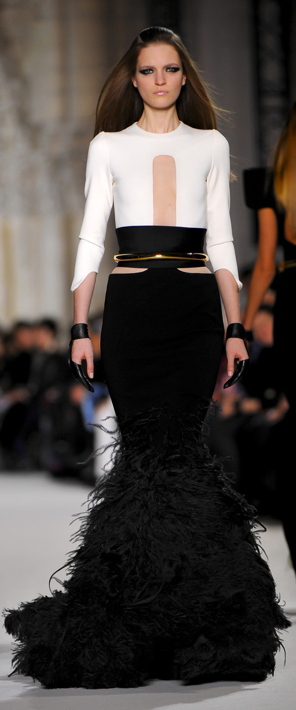 ✜ Stéphane Rolland - Couture - Spring-Summer 2012 ✜
